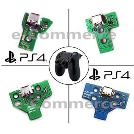 Ps4 Pin Carga Control Mando Palanca Play 4 Puerto De Carga Usb PlayStation 4