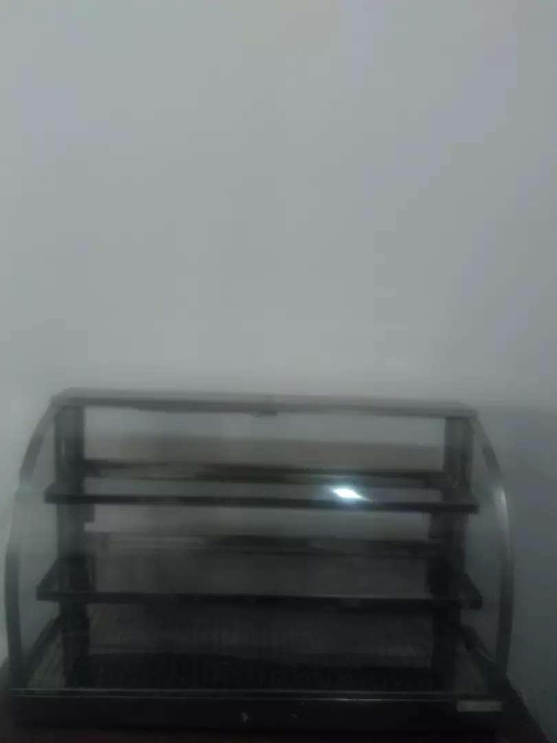 Calentador vitrina 0