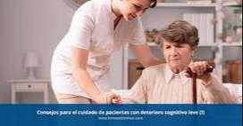 Servicios de Auxiliar de Enfermería, norte de Quito