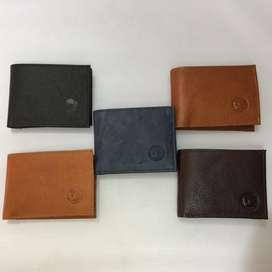 Billeteras en cuero