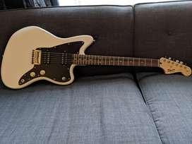 Guitarra Jazzmaster Affinity HH Squier by Fender Blanca