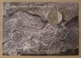 Blister Petroglifos de Pusharo