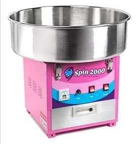 Maquina de algodón azúcar eléctrica