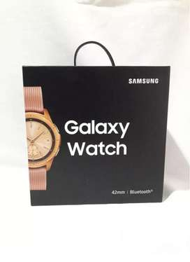 Reloj Smartwatch Samsung Galaxy Watch 42mm Rose Gold Stock