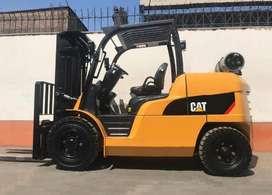 MONTACARGAS 5TN CAT GLP CATERPILLAR