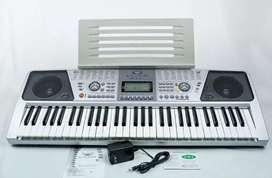 Teclado Organo Piano Cinco Octavas con P
