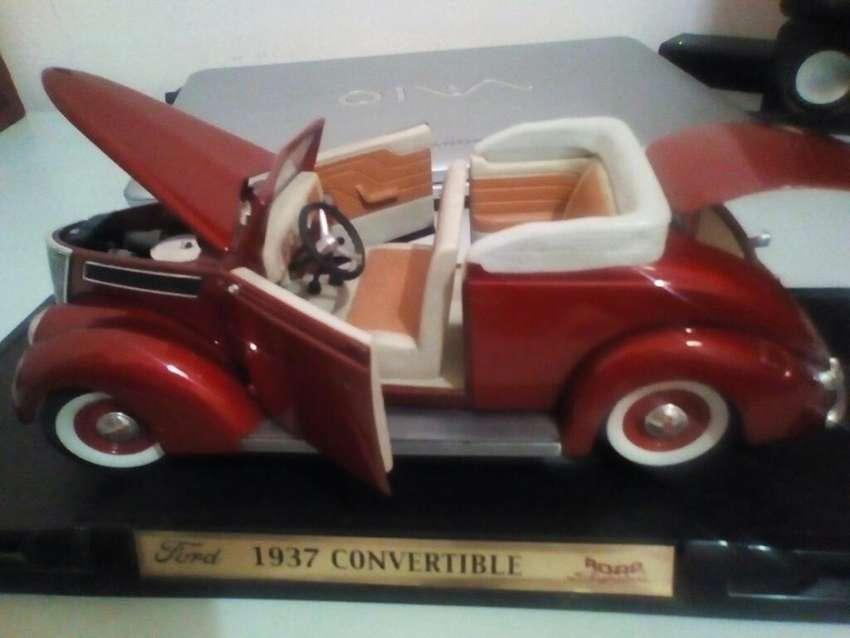 Se Vende Automovil de Coleccion Ford 1937