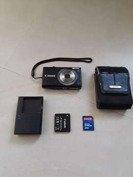 Camara Digital Canon Power Shot A2300 HD