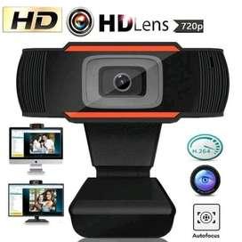 Web Cam 720p HD Microfono USB