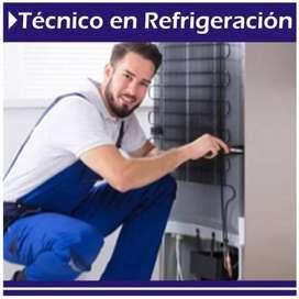NECESITO CUATRO TENICOS EN REFRIGERACION
