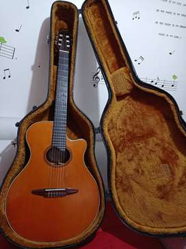 Guitarra Yamaha Electroclasica Mod. APX-6NA - CANADA