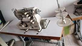 Máquinas para coser ropa y otros