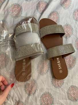 Sandalias marca shein