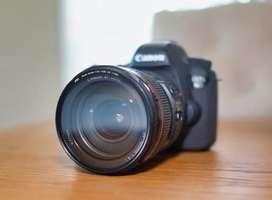 Canon 6D Kit 24105Mm F/4