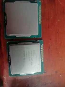 Vendo procesador i3 3220 y celeron 1610