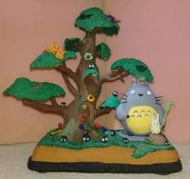 Totoro maqueta