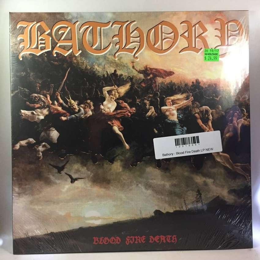 metal rock BATHORY  LP  VINILOS DISPONIBLES   BLACK Y DEATH METAL 0