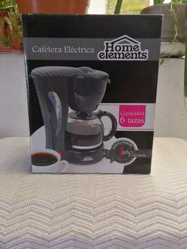 Cafetera Marca home elements