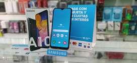 Samsung A10 usado impecable financio