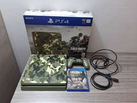 Playstation 4 - Call of duty WWII Limited Edition