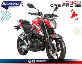 LONCIN CR5 PRO 250