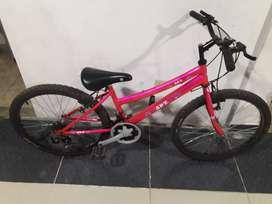 Se vende bicicleta en muy buen estado