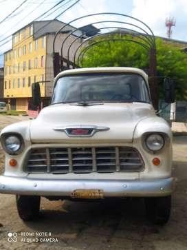 Camioneta Chrevrolet 55 Clasica