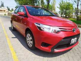 TOYOTA YARIS AÑO 2017 IMPECABLE