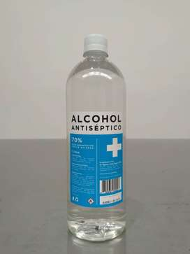 ALCOHOL ANTISÉPTICO X 1000 ML