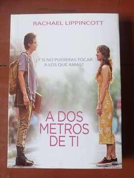 Libro A Dos Metros De Ti