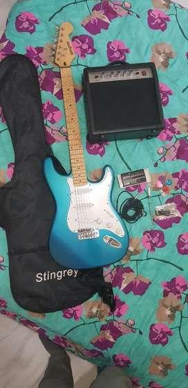 Venta Guitarra Stingrey sin Uso