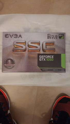 Trajeta de video nvidia gtx 1050 2 gb