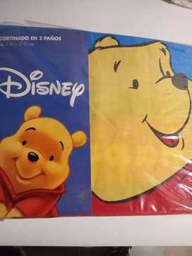 Cortinas Winnie Pooh