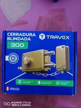Chapa travex 300