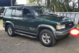 isuzu trooper 95,