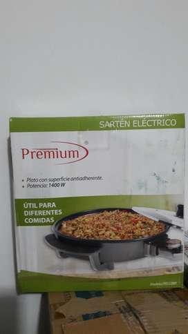 Sarten Electrico Premium