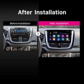 Radio Android 8.1 Toyota Yaris 2012-2015