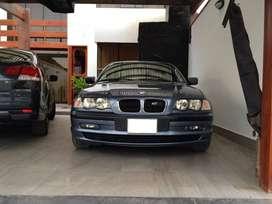 BMW 318i E46 AÑO 2001 - 112.000 KMS IMPECABLE, POCO USO