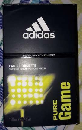 Colonia Adidas Pure Game 100 ml para hombre