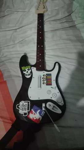 Vendo guitarra de Xbox one