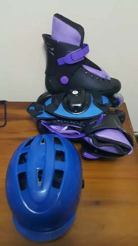 PATINES LINEALES - OKA ROLLER TALLA M