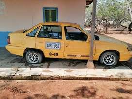 Vendo Taxi con cupo de Radio de acción Municipal, Ortega-Tolima