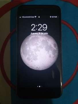 iPhone 6s de 64G, sin ningún fallo y precio negociable.