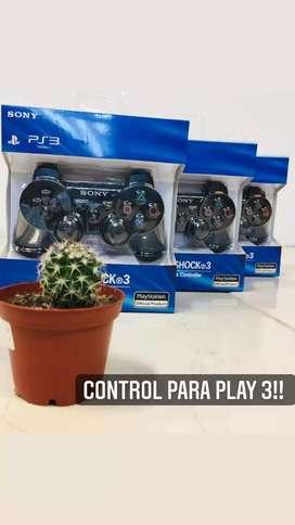 Control de play 3 nuevo