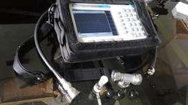Analizador de espectro e interferencias GPS Anritsu MT8212B sitemaster