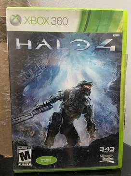Halo 4 xbox 360, usado