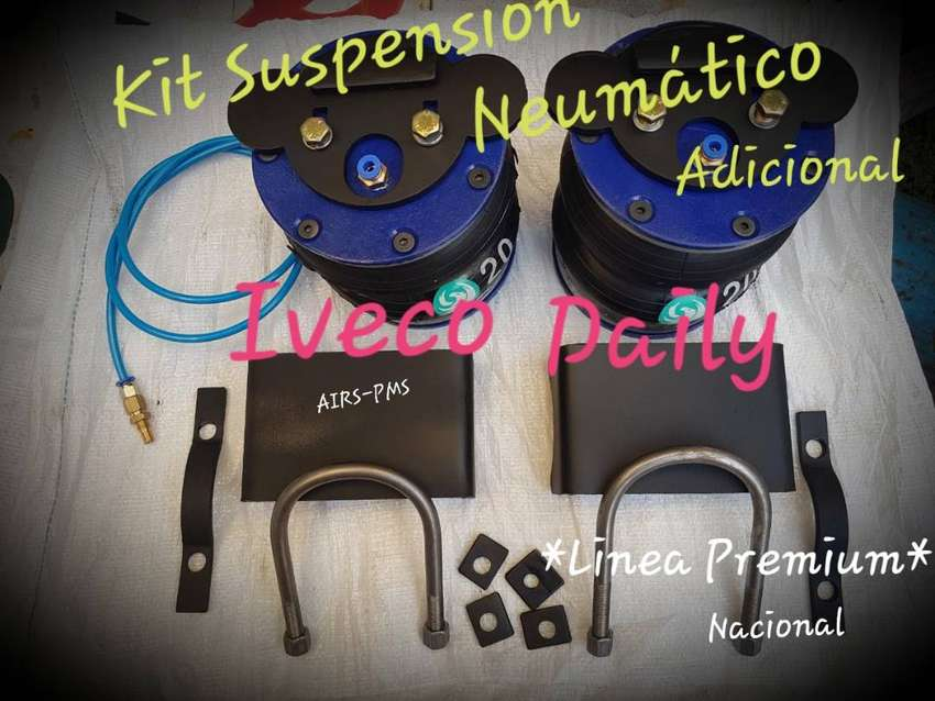 Kit Suspensión Neumática Lifan Foison 0