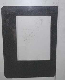 Mesada Granito Brasilero Verde Ubatuba 97 Cm X 72 Cm X 2cm