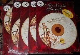Novela Favorita Cd1 Don Quijote Obra De Arte mario vargas llosa