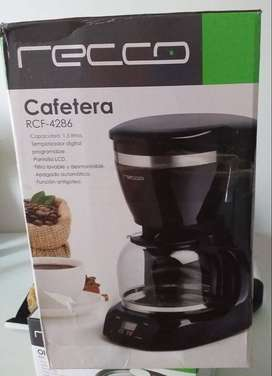 Cafetera electrica
